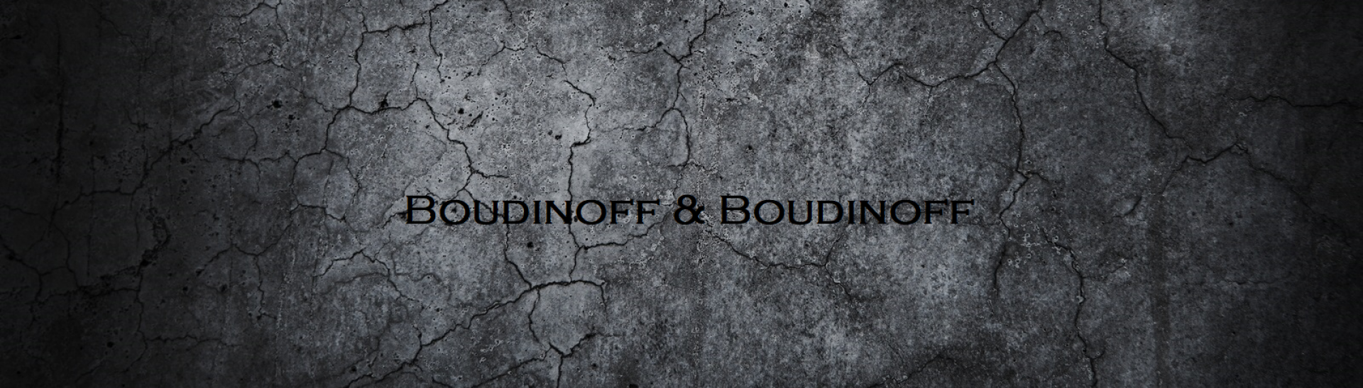 BOUDINOFF & BOUDINOFF LAW OFFICE